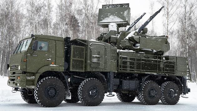 Rusia negocia con Brasil la venta de sistemas antiaéreos de medio y corto alcance