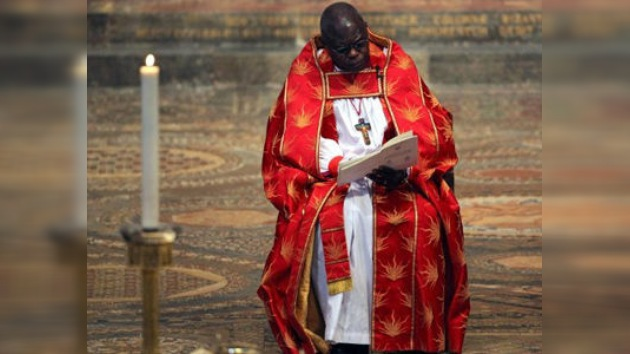 Twitter ayuda a elegir al primado de la Iglesia de Inglaterra
