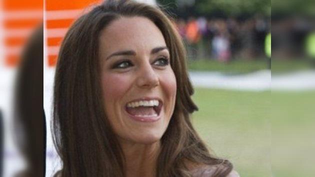 La duquesa de Cambridge comete faltas de ortografía