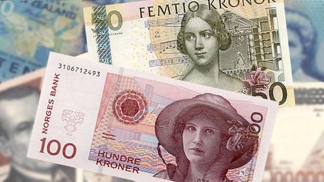 Un estratega bancario crea la lista mundial de las divisas 'más sexys'