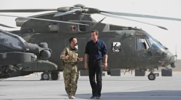 """Reino Unido, """"parte de un plan para rodear a Irán y expandir la OTAN a la región"""""""