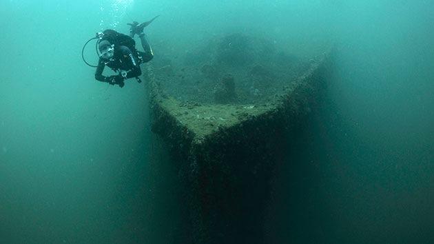 Hallan en Hawái un 'buque fantasma' de la Segunda Guerra Mundial en perfecto estado