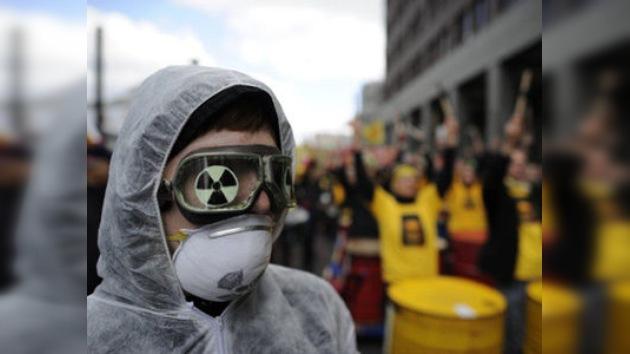 Protestas masivas contra la energía nuclear en Alemania
