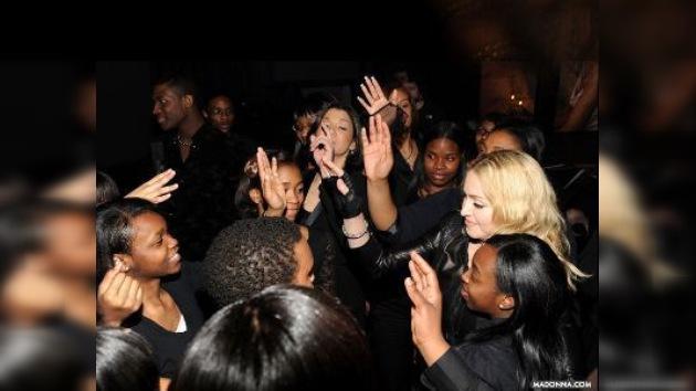 Madonna lanza su linea de ropa juvenil