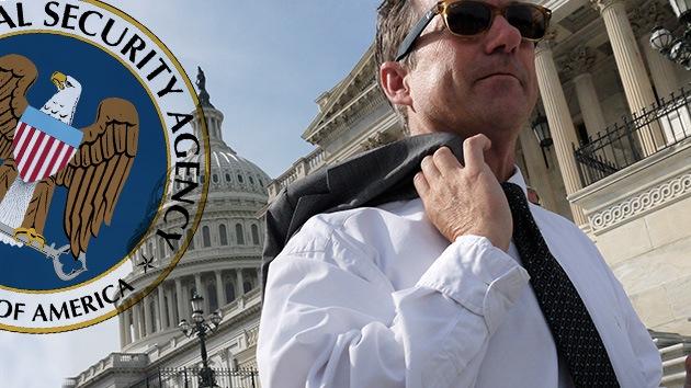 EE.UU.: Un senador republicano demanda a Obama y a la NSA por el espionaje