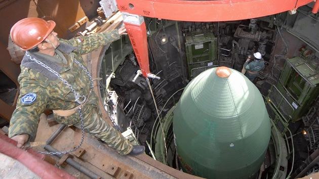 Rusia agiliza el desarrollo del nuevo misil intercontinental para sustituir a SS-18 Satan