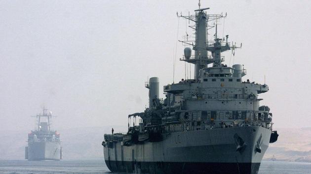 """Reino Unido y EE.UU. pueden iniciar una operación militar en Siria """"en unos días"""""""