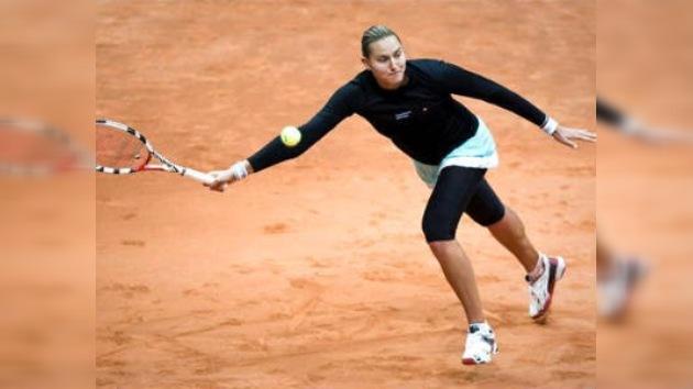 Nadia Petrova elimina a Serena Williams en el Masters de Madrid
