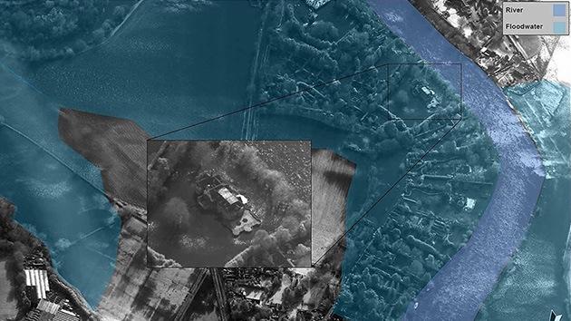 Las tormentas e inundaciones descubren bombas de la II Guerra Mundial en Reino Unido