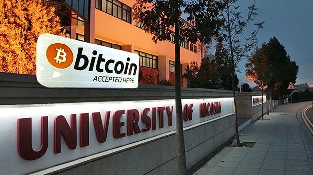 Bitcóin 'se licencia': La mayor universidad privada chipriota acepta la moneda virtual