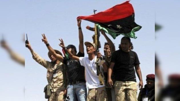 Gaddafi podría estar en camino hacia Chad o Níger