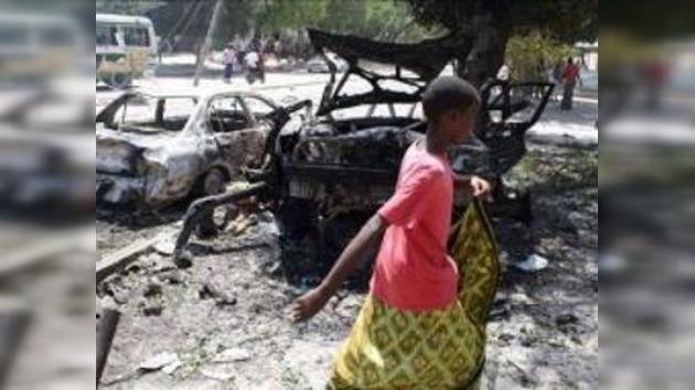 Cinco muertos en un atentado contra el viceministro de Defensa de Somalia