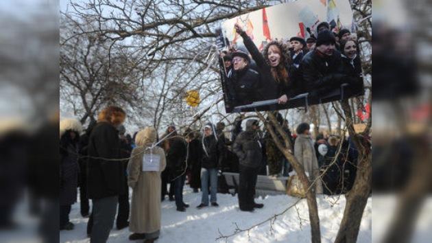 Los 'indignados' rusos no tienen ideología ni líderes claros