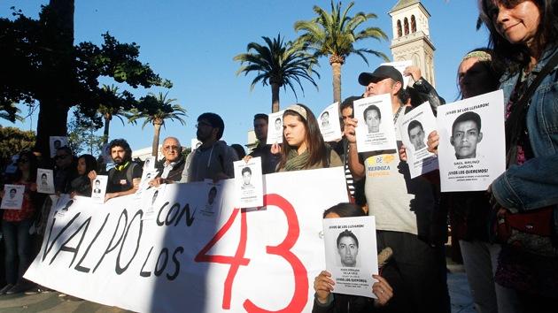 """Equipo de expertos: """"Los restos hallados no son de los 43 estudiantes mexicanos"""""""