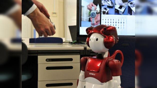 Crean un robot capaz de encontrar objetos perdidos