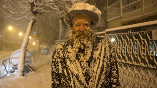 'Sorpresas de invierno' en Medio Oriente