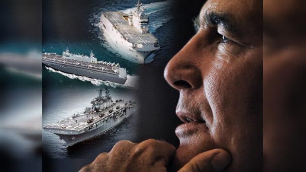 Rusia refuerza su Armada