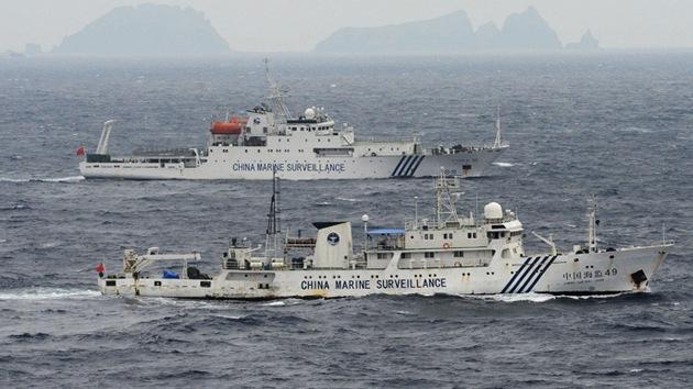 China contará con el mayor buque de vigilancia marítima del mundo