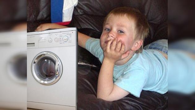 Un niño británico muere en una secadora jugando al escondite