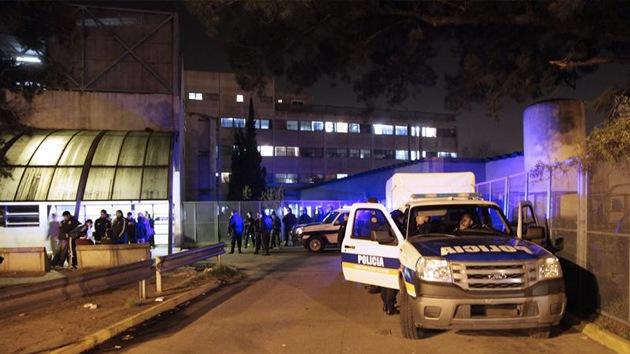 La Policía mata a un hincha de fútbol argentino con una bala de goma