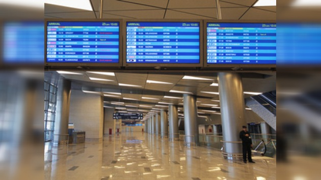 Aeropuerto Vnúkovo abre una nueva terminal