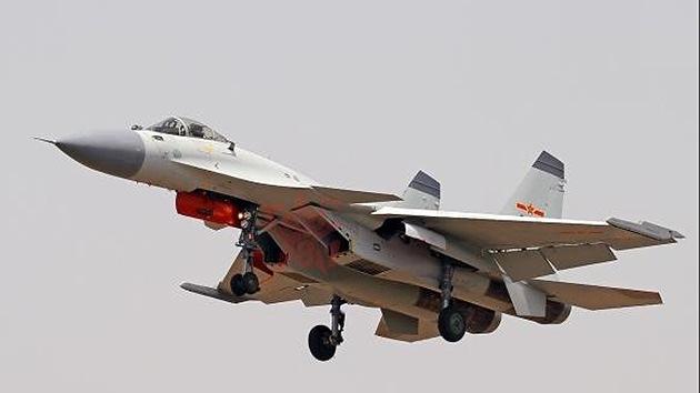 China estrenará su nuevo caza embarcado en 2020