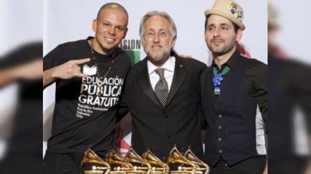 La próxima entrega de los Grammy, con acento latino