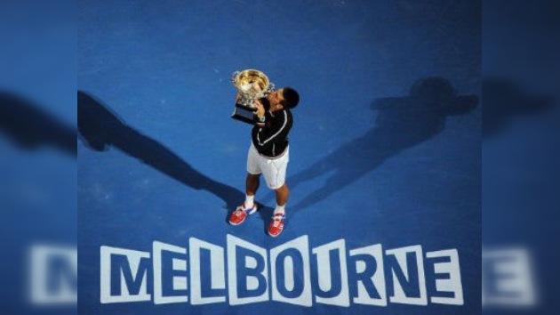 Djokovic se impone a Nadal y gana su tercer Abierto de Australia