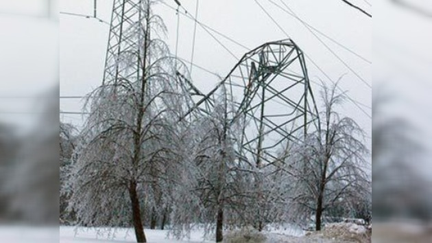 Persisten problemas de suministro de electricidad en la provincia de Moscú