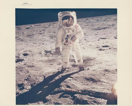 El amanecer de los viajes espaciales: fotos de la NASA 1964-1983