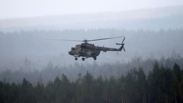 Moscú permite a observadores de Kiev realizar un vuelo de observación en Rusia