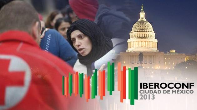 Balance semanal: Fin del 'cierre' en EE.UU., la Cumbre Iberoamericana y un gran rescate en Siria