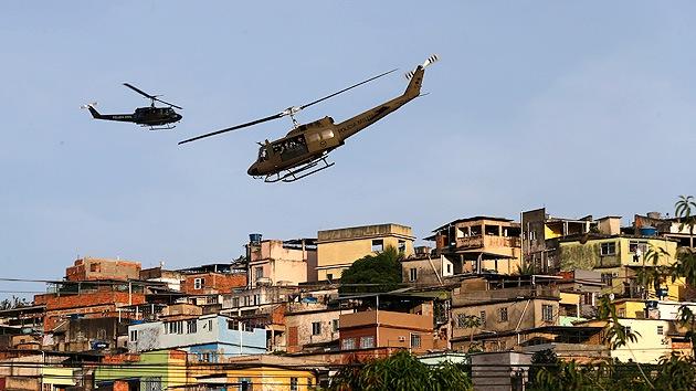 'Mercenarios' de EE.UU. capacitan a agentes brasileños para el Mundial de Fútbol 2014