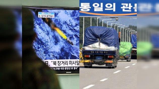 EE. UU.  cancela el envío de ayuda humanitaria a Corea del Norte