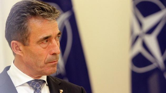 Rasmussen: La OTAN desplegará fuerzas de alta disponibilidad cerca de las fronteras rusas