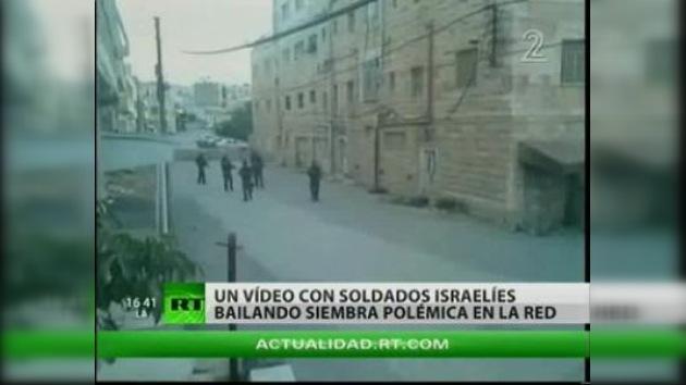 Soldados israelíes al ritmo de Kesha