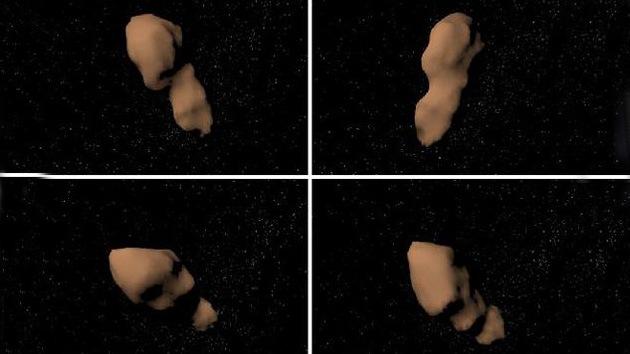 Un gigantesco asteroide pasa muy cerca de la Tierra a toda velocidad