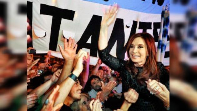 Argentina se rinde a Cristina Kirchner: crónica de una reelección anunciada