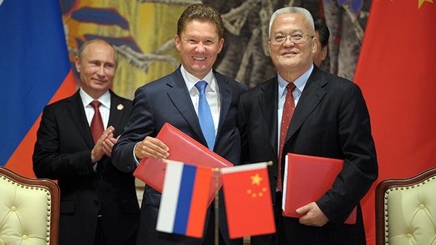 """El contracto ruso-chino """"es un paso hacia la independencia rusa de Occidente"""""""