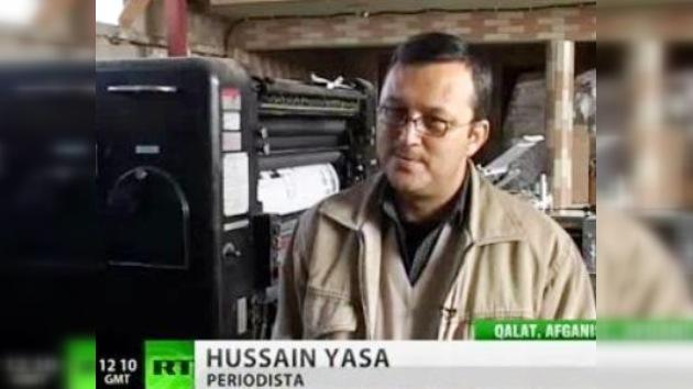 La radio, fuente principal de noticias para los afganos