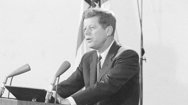 Kennedy ya tenía redactado el discurso declarando 'la Tercera Guerra Mundial'
