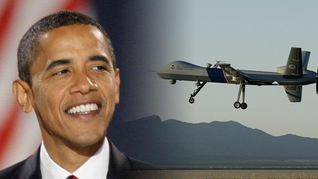 Obama proporcionará al Congreso los documentos sobre asesinatos con drones