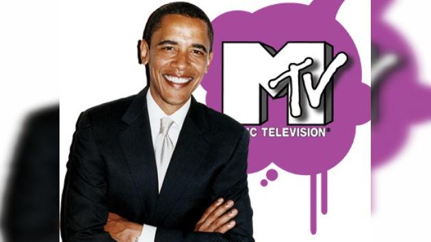MTV selecciona los participantes para los debates con Barack Obama