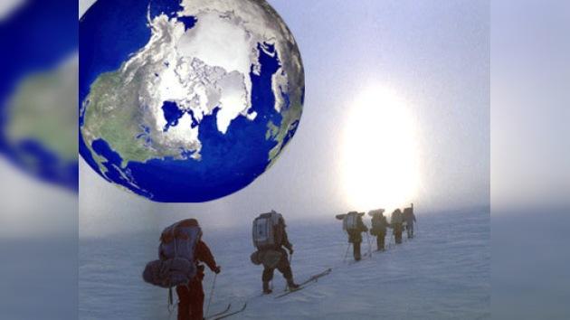 Rusia en verano investigará su plataforma continental ártica