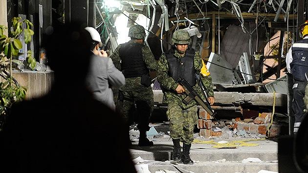 México iguala a Israel entre los países con mayor riesgo de sufrir ataques terroristas