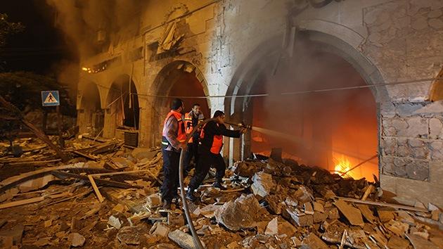 Videos desde Gaza: El conflicto entre Israel y Hamás en  imágenes de Youtube
