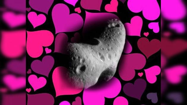 El asteroide Eros 'abrazó' a la Tierra