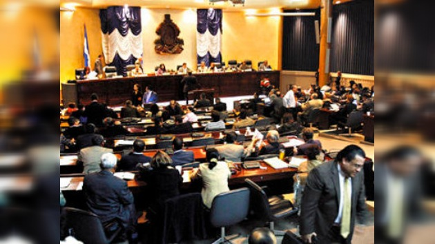 El Parlamento de Honduras ratifica la salida de la Alianza Bolivariana