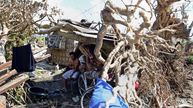 Más de 1.800 muertos y desaparecidos por el tifón Bopha en Filipinas