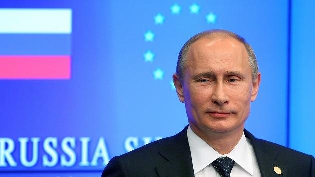 Vladímir Putin lidera la lista de los más poderosos del mundo